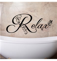Sticker Ambiance relax