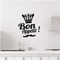 Sticker Bon appétit !