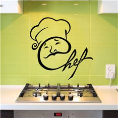 Sticker Design Chef