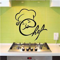 Sticker Design Chef