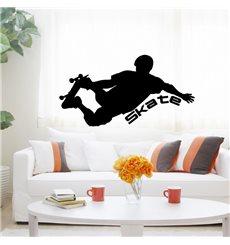 Sticker Design Skater