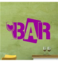 Sticker Design Bar