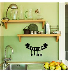 Sticker Affiche Kitchen