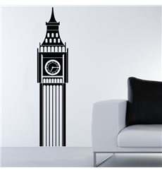 Sticker Londres big Ben