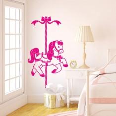 Sticker Carrousel