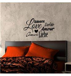 Sticker Amour mots