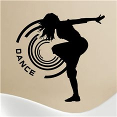 Sticker Dance design
