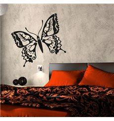 Sticker Un papillon décoratif