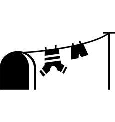 Sticker trou de Souris Vêtements Mâle