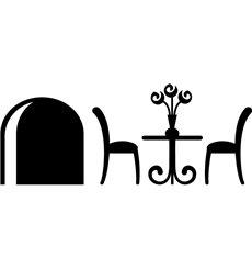 Sticker trou de Souris Dîner Romantique