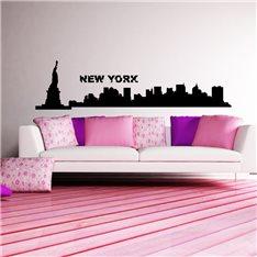 Sticker horizon de New York
