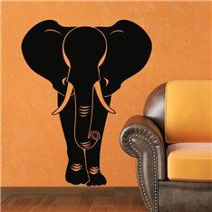Sticker Design éléphant