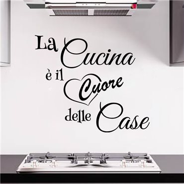 Sticker Cuore delle case - stickers cuisine & stickers muraux - fanastick.com