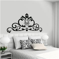 Sticker Couronne baroque