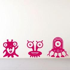 Sticker Extraterrestres 3