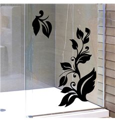 Sticker motif floral 3