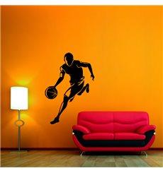 Sticker Joueur de Basket-ball