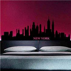 Sticker Skyline Ville de New-York