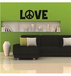 Sticker Ambiance love