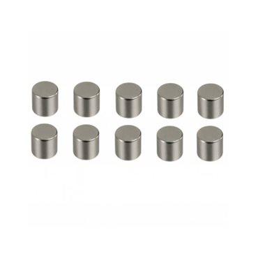 Sticker Kit de 10 Aimants cylindriques 8x8 mm - stickers magnétiques & stickers muraux - fanastick.com