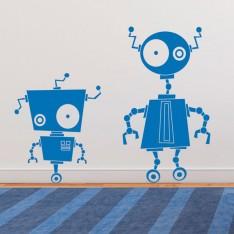 Sticker Robots zinzin