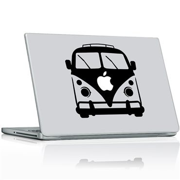Sticker Bus Apple - stickers ordinateur portable & stickers muraux - fanastick.com