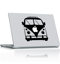Sticker Bus Apple