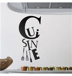 Sticker Cuisine et les ustensiles